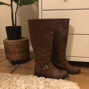 Arizona Leather Boots